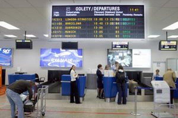 Z piatich aerolínií ostali jedny.