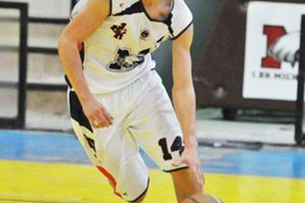 Vladislav Mitterpák v zápasovom nasadení