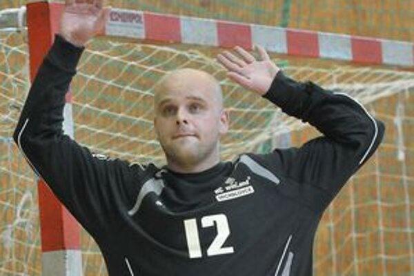 Martin Bumbera. Brankár HC winLand Michalovce.