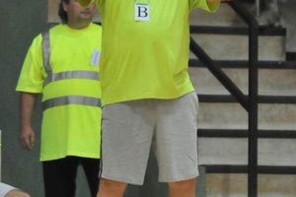 Tréner HC winLand Pavol Jano. Dnes povedie tím proti poslednej Považskej Bystrici.