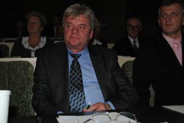 Nový riaditeľ. Milan Kuruc šéfuje Technickým službám mesta Humenné.