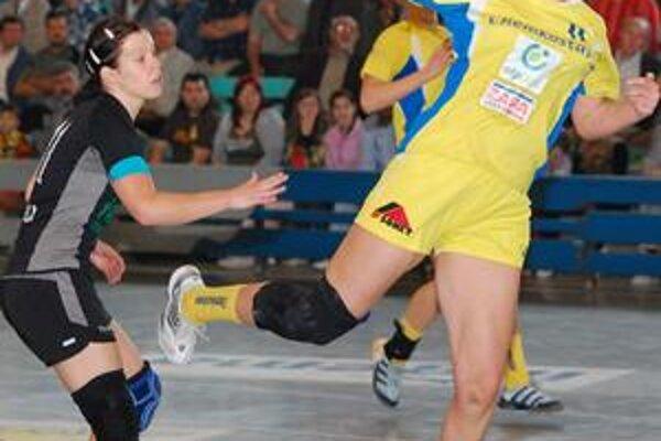 K postupu Iuventy prispela aj ukrajinská pivotka V. Škľaruková, autorka 5 gólov.