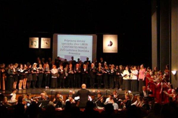 Festival Prievidza spieva sa konal po dvanásty raz.