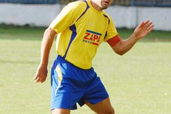 Kapitán a strelec J. Capko dvoma gólmi priklonil misky váh na trebišovskú stranu.