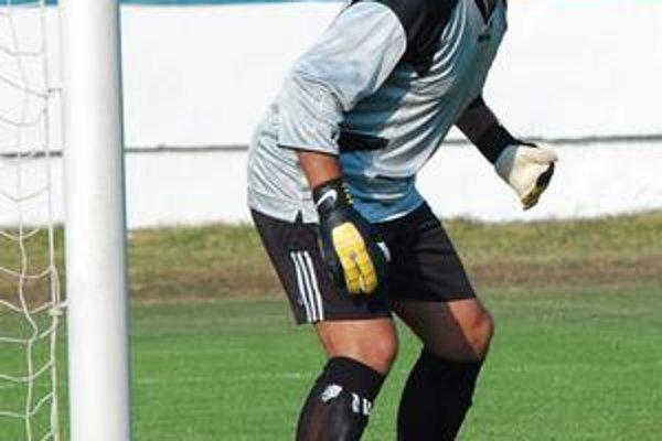 Branislav Poľacký zatiaľ ako jediný z celej druhej ligy ani raz neinkasoval.