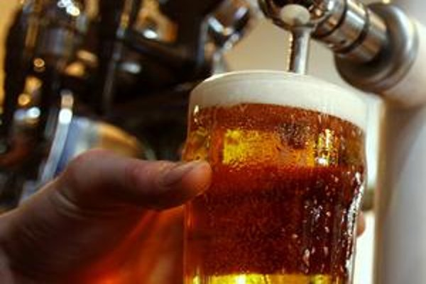 Najväčší pokles spotreby piva registrujú pohostinstvá.