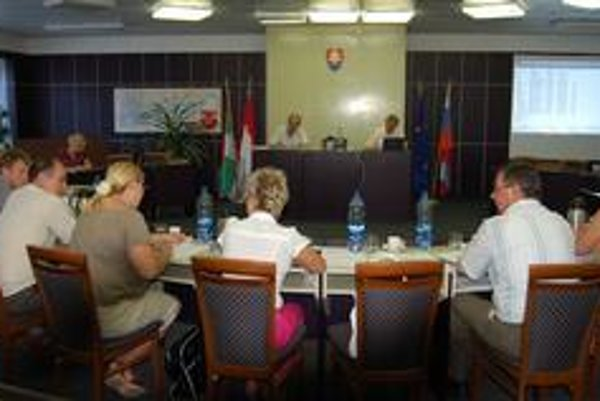Poslanci. O predaji dvojičiek rozhodli na mimoriadnom zasadnutí. Mesto za ne získa viac než 237-tisíc eur.