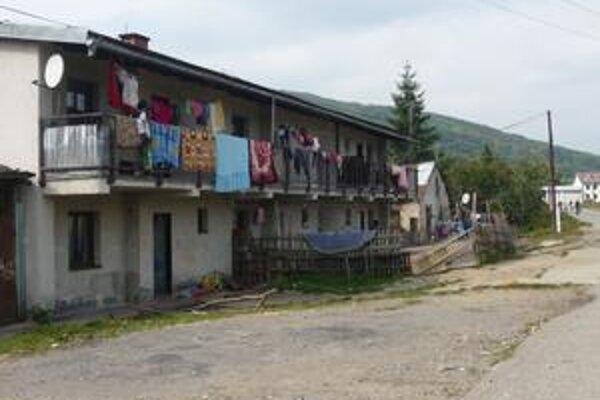 Na tejto Zámočníckej ulici, ale aj na Ulici dukelských hrdinov v Medzilaborciach dostalo od začiatku roka žltačku až 88 ľudí.