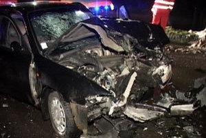 Po nehode skončilo 6 ľudí v nemocnici, medzi nimi celá 4-členná rodina.