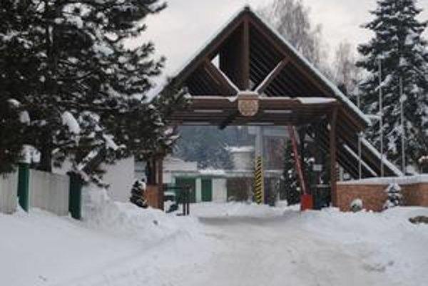Riaditeľstvo Vojenských lesov.