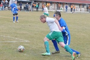 Za 180 minút jeden gól. V dvoch majstrákoch Spišských Vlách a Folkmarčanov padol len jeden gól. Vlašania v závere futbalového roka prehrali doma s odvekým rivalom.