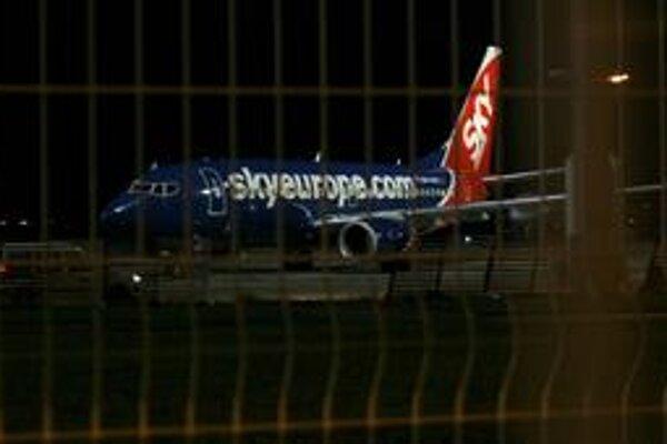 Aerolinky SkyEurope, ktoré sa pre finančné problémy ocitli pod súdnou ochranou, by mohli uľahčiť expanziu Wizz Air na slovenský trh.