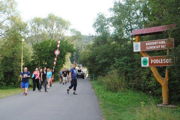v Slovenskom raji sa sezóny oficiálne začala túto nedeľu.