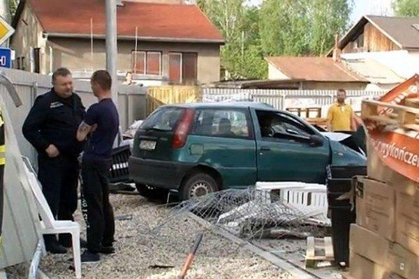 Auto prerazilo plot.