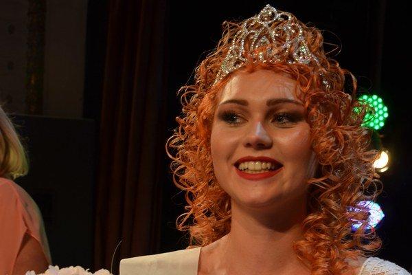 Miss Spiša 2016 sa stala Novovešťanka Denisa Hojnošová.
