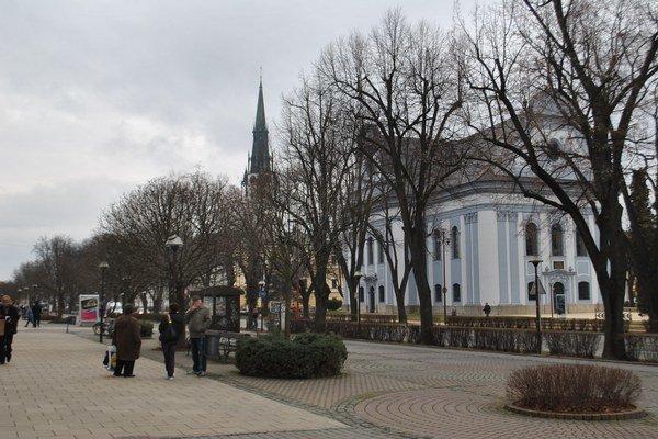 Spišská Nová Ves. V aktuálnom rebríčku obsadila 20. miesto so známkou B-.