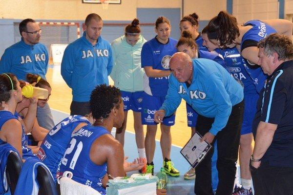 Košičan v službách Trutnova. Jozef Rešetár (vpravo) vedie už druhý rok družstvo z najvyššej českej súťaže.
