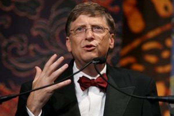 Bill Gates je opäť najbohatším človekom na svete.