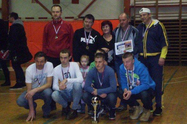 Po tretí raz vo finále a druhé miesto. Vo finále krompašského memoriálu opäť nechýbalo mužstvo Šoltésovci.