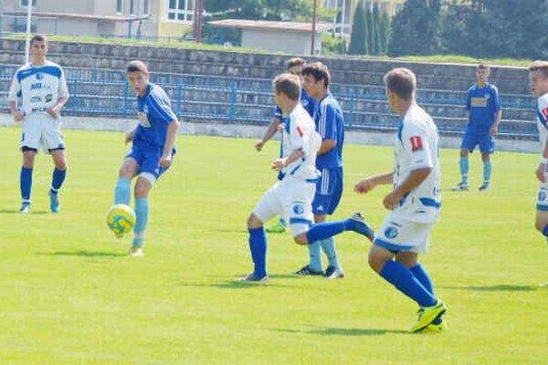 Bez inkasovaného gólu. Starší a mladší dorastenci FK Spišská Nová Ves porazili svojich rovesníkov zo Sp. Belej v dvoch zápasoch so skóre 10:0.