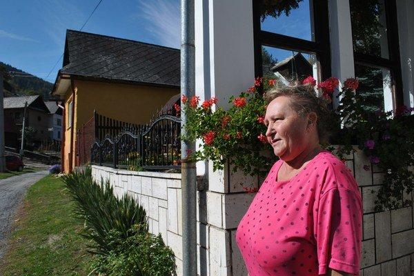 Susedka. Jozefa videla večer predtým, ako ho prepadli pred jeho domom.