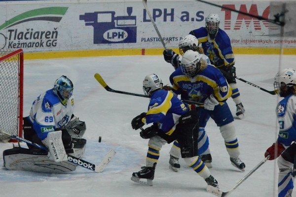 HC Osy vyhrali o gól v Poprade.