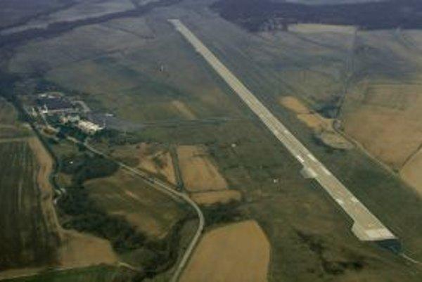 Letisko Poprad.