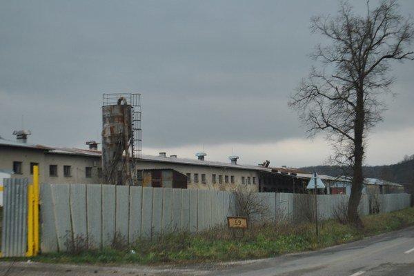 Kompostáreň. Na tomto mieste budú v meste pod Spišským hradom zhodnocovať bioodpad.