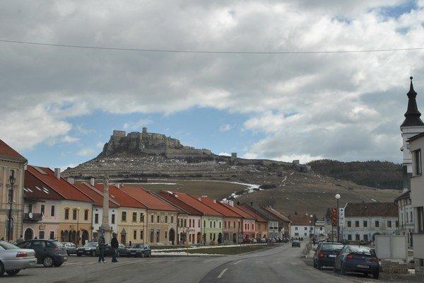 Mesto pod Spišským hradom. V odpadovej politike chcú byť samostatnejšími.