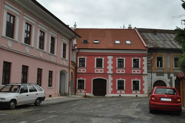 Meštiansky dom v centre mesta získal ministerské ocenenie.