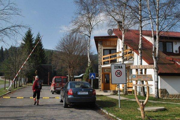 Autokemping na Podlesku. Urobili tu viacero opatrení pre bezpečnosť návštevníkov.