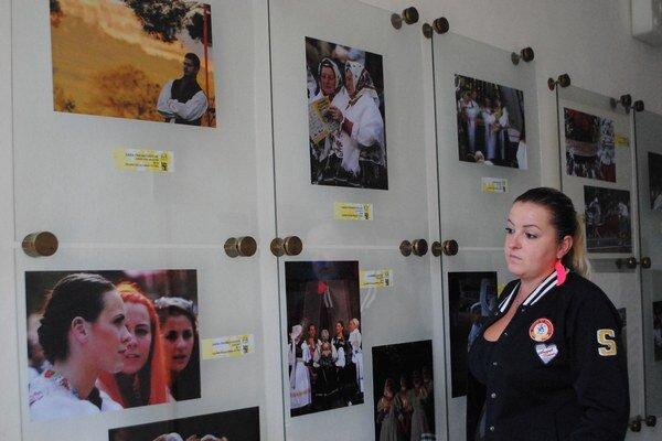 Výstava FFF zachytáva atmosféru Spišských folklórnych slávností.
