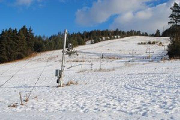 Lyžiarske stredisko v tejto zimnej sezóne nefunguje.