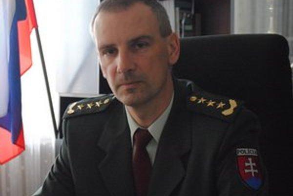 Jaroslav Dulík. Do kresla okresného riaditeľa sa vracia po dvoch rokoch.
