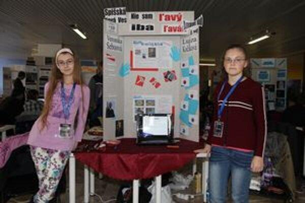 Mladí vedci: Školáci zo Spiša patrili medzi najmladších účastníkov, medzi konkurenciou uspeli.
