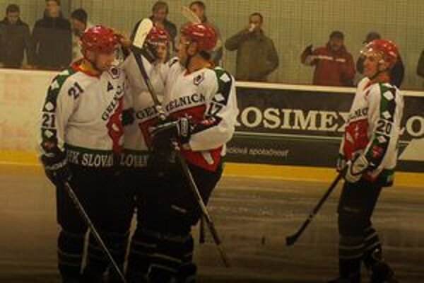 Hokejový ťahák. V sobotu bude v Gelnici hokejový sviatok.
