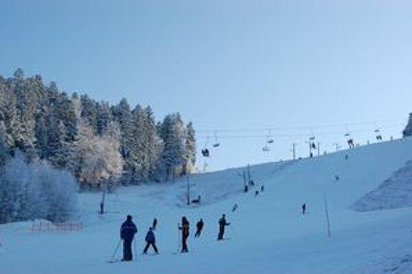 Okrem ohňostroja aj šport. K oslavám Silvestra a nového roku patrí i dobrá lyžovačka.