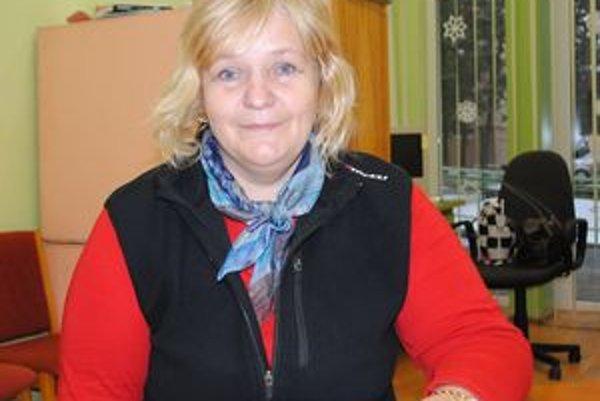Iveta Kováčová. Dokáže usmerniť pri výbere školy.