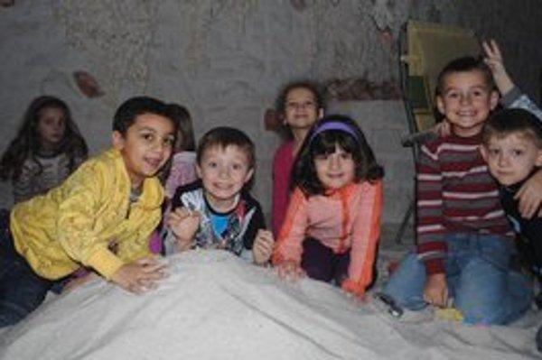 Prevencia. Soľnú jaskyňu školáci navštevujú často.