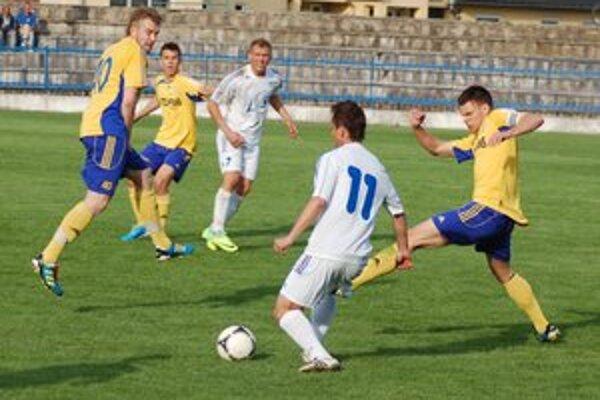 Na Košičanov nestačili. Na Lokomotíve bodovali Spišiaci naplno, no na MFK Košice B doma nestačili.