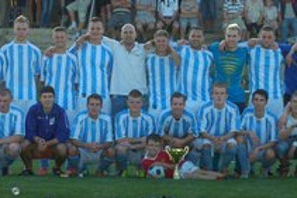 V Hrabušiacich sa oslavovalo. Po dvoch rokoch opäť vyhrali piatoligovú súťaž.