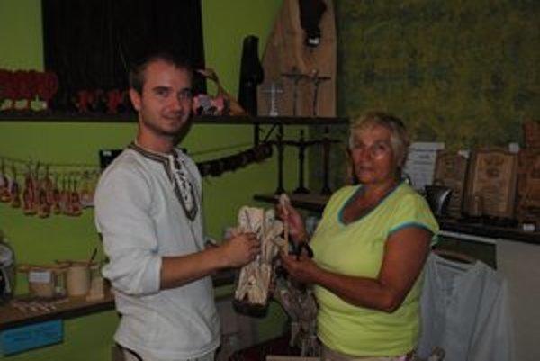 Podľa M. Endela tí čo kupujú slovenské výrobky sú nároční zákazníci.