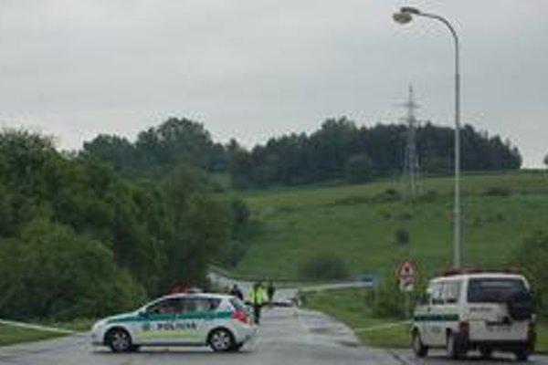 Problematické spojenie do Spišskej Novej Vsi. Voda podmyla most na Odorínskej ceste.