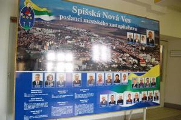 Súčasný stav. Sedem volebných obvodov a 21 poslancov.