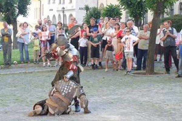 Festival v Levoči. Spoplatnia podujatia?