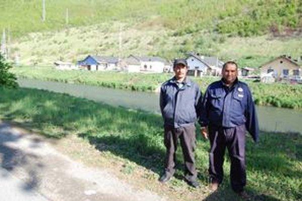 Poriadková služba. V rómskych lokalitách má svoje opodstatnenie. Strážcovia fungujú na dobrovoľnej báze.
