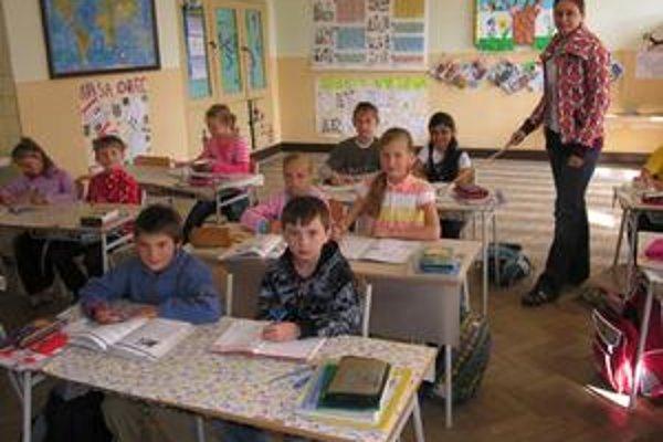 Preplnená škola. Markušovská škola praská vo švíkoch, nutné sú stavebné úpravy