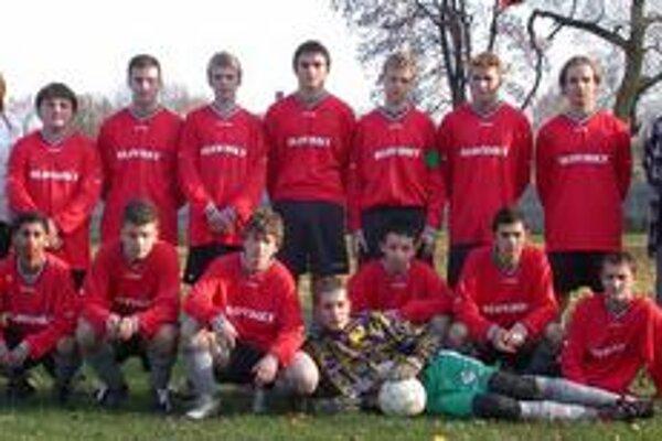 Dorastenecká sezóna 2008/2009 najlepšie vyšla mladíkom zo Sloviniek.