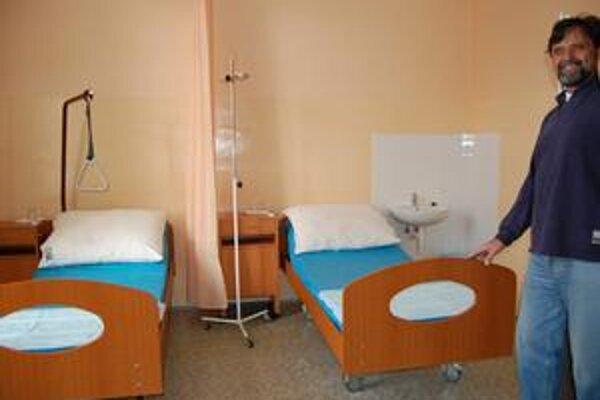 Ambulancia. Môže sa stať významným posvätným miestom, kde chorým budú podávať pomocnú ruku lekári.
