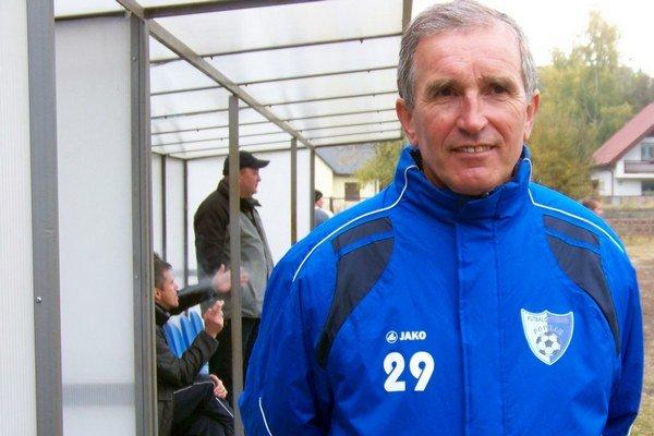 Stanislav Koch. Tréner staršieho dorastu FK Poprad.